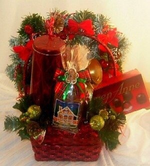 Christmas Treat Basket